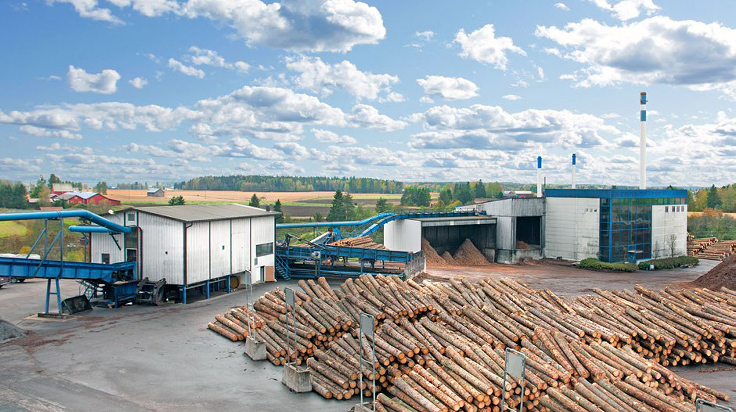 Finnish sawmill uses ABB general purpose drives to increase production efficiency
