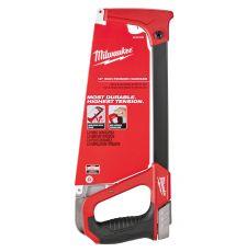 Milwaukee® 48-22-0050 High Tension Hacksaw, 12 in L Bi-Metal Blade, 45 deg