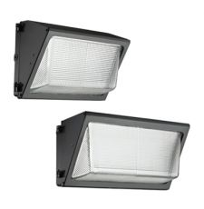 Lithonia Lighting® Contractor Select™ TWR1 LED ALO 40K MVOLT DDBTXD Rectangular Super Durable Traditional Wallpack, (1) Static LED Lamp, 51 W Fixture, 120 to 277 V, Textured Dark Bronze Housing