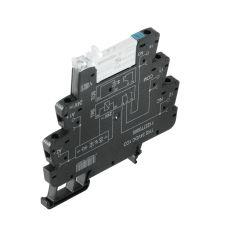 Weidmuller 1122770000 TERM Relay Module, 250 VAC, 24 VDC, 6 A, 1CO-SPDT Contact