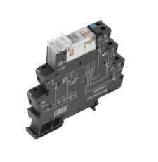 Weidmuller 1123490000 Solid State Relay, 20 mA/8 A, DPDT Contact