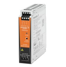 Weidmuller 1478100000 PROmax 1-Phase Switch Mode Power Supply Unit, 100 to 240 VAC Input, 24 VDC Output, 72 W Power Rating, 3 A, DIN Rail Mount